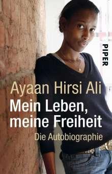 Ayaan Hirsi Ali: Mein Leben, meine Freiheit, Buch