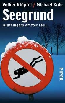 Volker Klüpfel: Seegrund, Buch