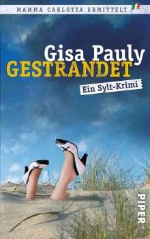 Gisa Pauly: Gestrandet, Buch