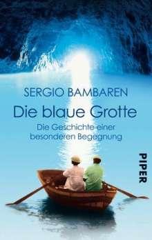 Sergio Bambaren: Die Blaue Grotte, Buch