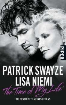 Patrick Swayze: The Time of My Life, Buch