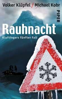 Volker Klüpfel: Rauhnacht, Buch