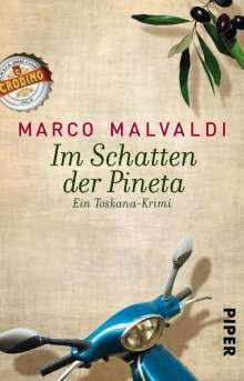 Marco Malvaldi: Im Schatten der Pineta, Buch