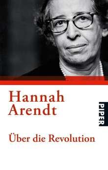 Hannah Arendt: Über die Revolution, Buch