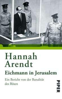 Hannah Arendt: Eichmann in Jerusalem, Buch