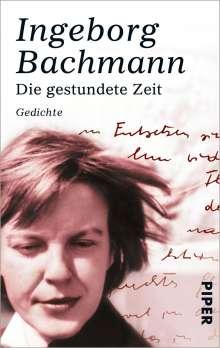 Ingeborg Bachmann: Die gestundete Zeit, Buch