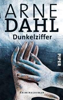 Arne Dahl: Dunkelziffer, Buch