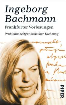 Ingeborg Bachmann: Frankfurter Vorlesungen, Buch