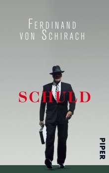 Ferdinand von Schirach: Schuld, Buch