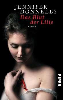 Jennifer Donnelly: Das Blut der Lilie, Buch