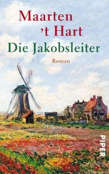 Maarten 't Hart: Die Jakobsleiter, Buch