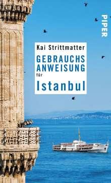 Kai Strittmatter: Gebrauchsanweisung für Istanbul, Buch