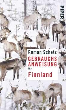 Roman Schatz: Gebrauchsanweisung für Finnland, Buch