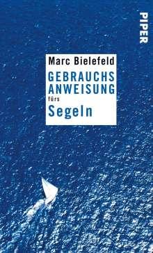 Marc Bielefeld: Gebrauchsanweisung fürs Segeln, Buch