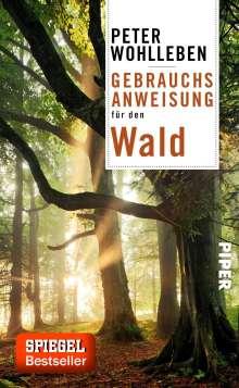 Peter Wohlleben: Gebrauchsanweisung für den Wald, Buch