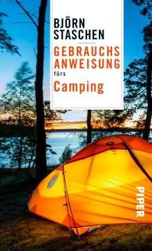 Björn Staschen: Gebrauchsanweisung fürs Camping, Buch