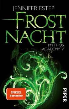 Jennifer Estep: Frostnacht, Buch