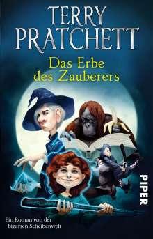 Terry Pratchett: Das Erbe des Zauberers, Buch