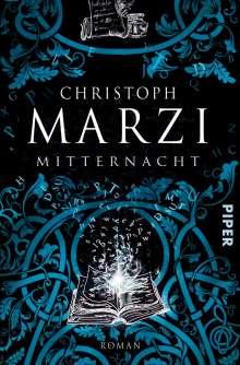 Christoph Marzi: Mitternacht, Buch