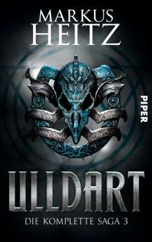 Markus Heitz: Ulldart, Buch