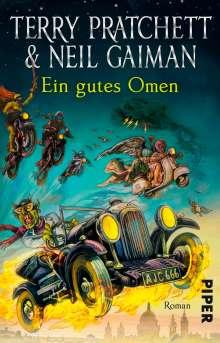 Terry Pratchett: Ein gutes Omen, Buch