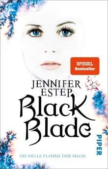 Jennifer Estep: Black Blade, Buch