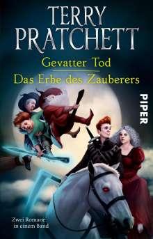 Terry Pratchett: Gevatter Tod . Das Erbe des Zauberers, Buch