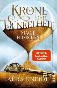 Laura Kneidl: Die Krone der Dunkelheit, Buch