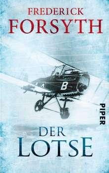 Frederick Forsyth: Der Lotse, Buch