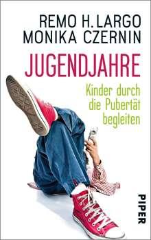 Remo H. Largo: Jugendjahre, Buch
