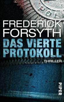 Frederick Forsyth: Das vierte Protokoll, Buch