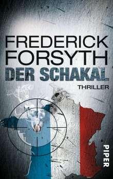 Frederick Forsyth: Der Schakal, Buch
