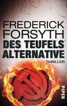 Frederick Forsyth: Des Teufels Alternative, Buch