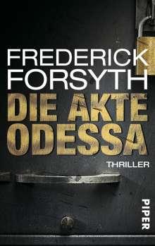Frederick Forsyth: Die Akte ODESSA, Buch