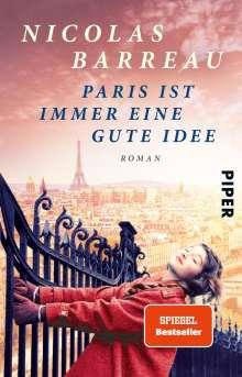 Nicolas Barreau: Paris ist immer eine gute Idee, Buch