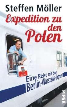 Steffen Möller: Expedition zu den Polen, Buch