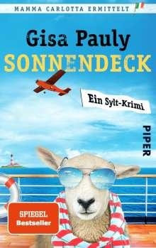 Gisa Pauly: Sonnendeck, Buch