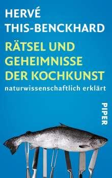 Hervé This-Benckhard: Rätsel und Geheimnisse der Kochkunst, Buch