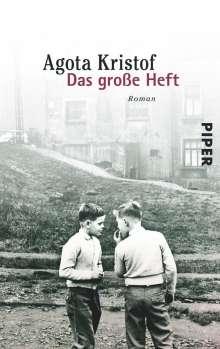 Agota Kristof: Das große Heft, Buch