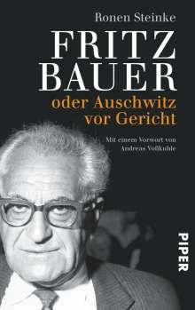 Ronen Steinke: Fritz Bauer, Buch