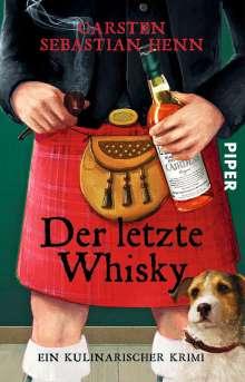 Carsten Sebastian Henn: Der letzte Whisky, Buch