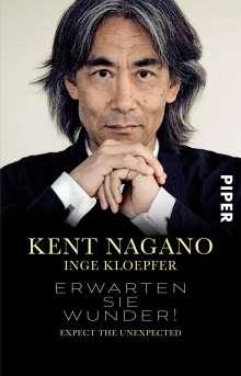 Kent Nagano: Erwarten Sie Wunder!, Buch
