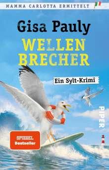 Gisa Pauly: Wellenbrecher, Buch