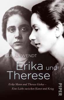 Gunna Wendt: Erika und Therese, Buch