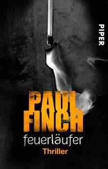 Paul Finch: Feuerläufer, Buch
