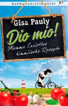 Gisa Pauly: Dio Mio!, Buch