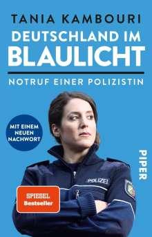 Tania Kambouri: Deutschland im Blaulicht, Buch