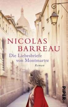 Nicolas Barreau: Die Liebesbriefe von Montmartre, Buch