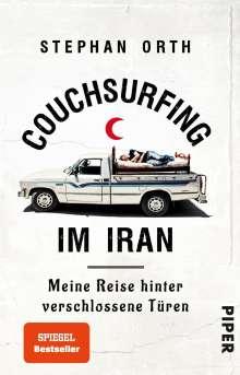 Stephan Orth: Couchsurfing im Iran, Buch