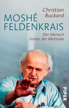 Christian Buckard: Moshé Feldenkrais, Buch